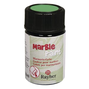 Marble Paint - Apple green