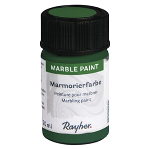 Marble Paint - Leaf green
