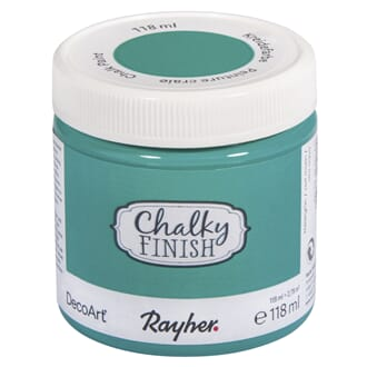 Chalky Finish - Sea green