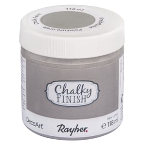 Chalky Finish - light grey