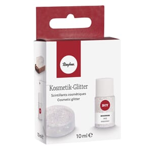 Kosmetisk glitter for såpe - Iridesent, 10 ml