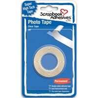 3L: Permanent Photo Tape - 0.25 inch