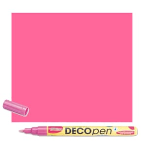 HOBBY LINE Decopen Rose 1-2 mm