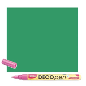 HOBBY LINE Decopen Green 1-2 mm