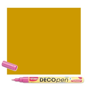 HOBBY LINE Decopen Gold 1-2 mm