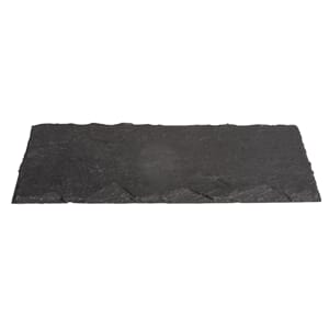 Skiferplate, str 11x30 cm, 1/Pkg