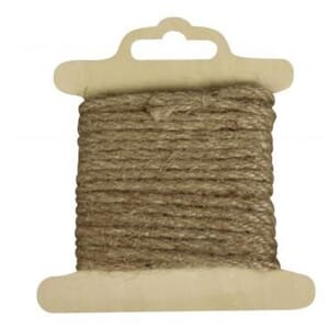 Rayher: Cord of jute, 2.5mm
