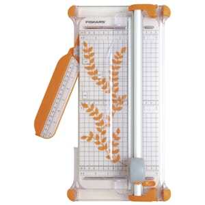Fiskars: Portable paper cutting machine, 30 cm, 1 stk