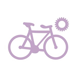 Dovecraft - Bicycle dies, 2/Pkg