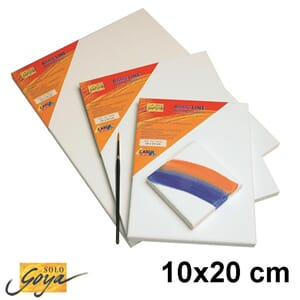SOLO GOYA Stretched canvas 10 x 20 cm