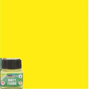 HOBBY LINE Matt - 20ml Yellow