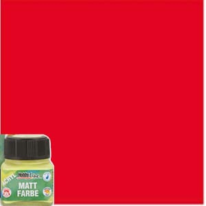 HOBBY LINE Matt - 20ml Red
