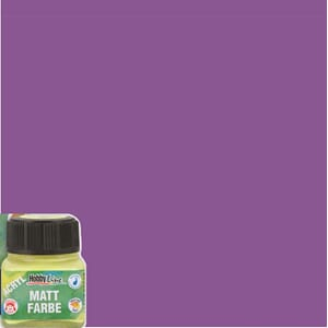 HOBBY LINE Matt - 20ml Plum
