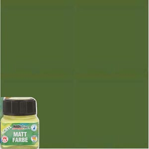 HOBBY LINE Matt - 20ml Olive Green