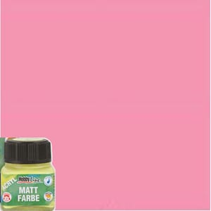 HOBBY LINE Matt - 20ml Rose