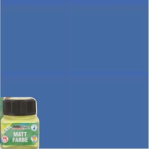 HOBBY LINE Matt - 20ml Gentian Blue
