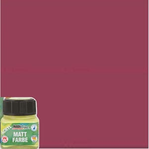HOBBY LINE Matt - 20ml Madder Lake