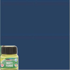 HOBBY LINE Matt - 20ml Dark Blue