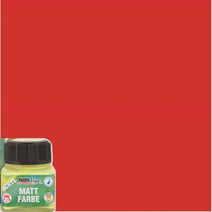 HOBBY LINE Matt - 20ml Brilliant Red