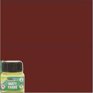 HOBBY LINE Matt - 20ml Maroon
