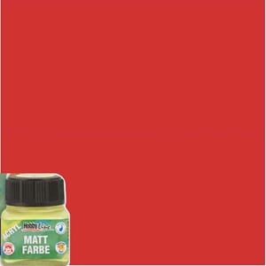 HOBBY LINE Matt - 20ml Dark Red