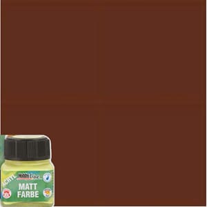 HOBBY LINE Matt - 20ml Chocolate Brown