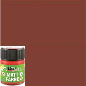 HOBBY LINE Matt - 50ml Fawn Brown