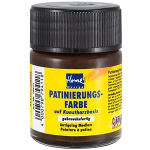 HOBBY LINE Antiquing medium Patina, 50 ml jar