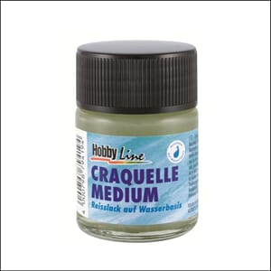 HOBBY LINE Krakelering Medium 50 ml