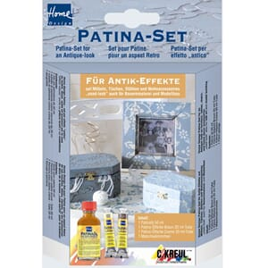 HOME DESIGN Patina-Set for antique effects