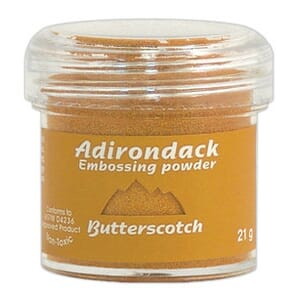 Adirondack: Embossing Powder - Butterscotch