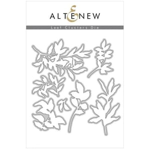 Altenew: Leaf Clusters Die Set