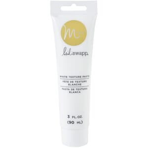 Heidi Swapp: White - Minc Texture Paste, 90 ml