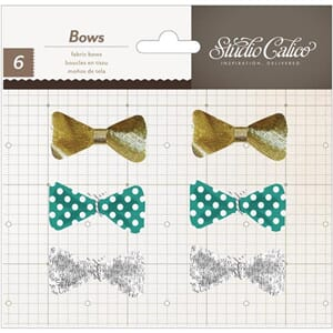Studio Calico: Fabric Bows - Printshop