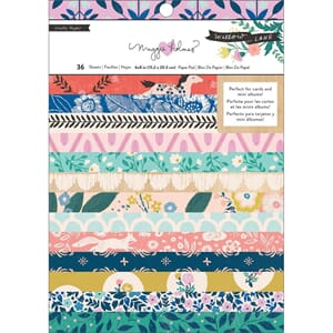Crate Paper: Maggie Holmes Willow Lane Paper Pad, 6x8, 36/Pk