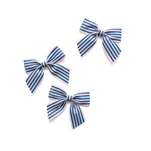 Maggie Holmes: Sunny Days Adhesive Fabric Bows, 3/Pkg