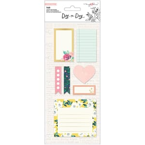Maggie Holmes: Day-To-Day Sticky Notes 140/Pkg