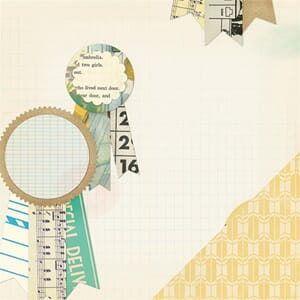 Crate Paper: First Prize - Maggie Holms Styleboard