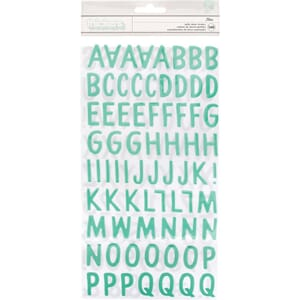 Pebbles: Peek-A-Boo You Thickers Stickers, 5.5x11, 154/Pkg