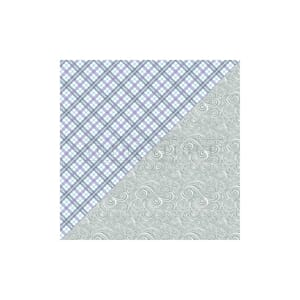 Authentique: #3 Plaid - Frosted