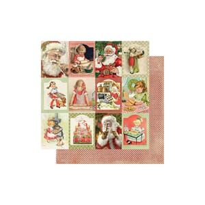 Authentique Paper: #19 Christmas Kitchen - Rejoice