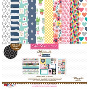 Bella Blvd: Mom Style Collection Kit, 12x12 inch