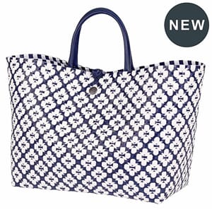 Handed by Motif Bag Shopper Navy