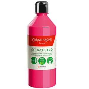 Caran d'Ache: Purple Flou - Gouache ECO liquid, 500 ml