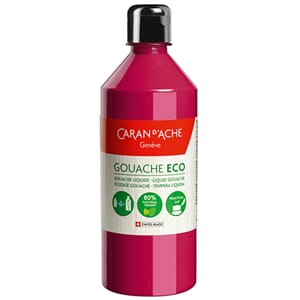 Caran d'Ache: Primary Magenta - Gouache ECO liquid, 500 ml