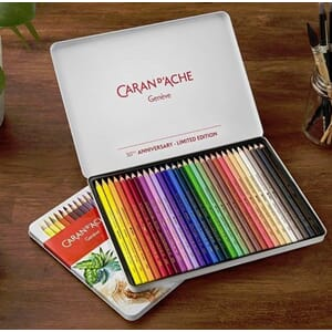 Caran d'ache: LIMITED EDITION Supracolor Pencils, 30/Pkg