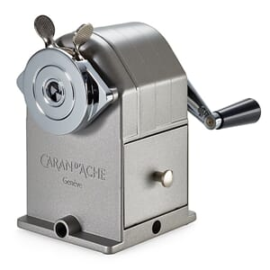 Caran d'ache: Pencil Sharpening Metal Machine, 1/Pkg