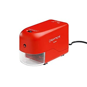 Caran d'ache: Electric Pencil Sharpener, 1/Pkg