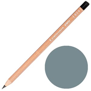 Caran d'Ache: Steel grey - Luminance Single Pencil, 1/Pkg