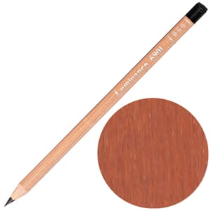 Caran d'Ache: Permanent terracotta - Luminance